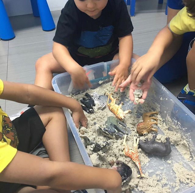 PLAY SKILLS OCCUPATIONAL THERAPY DORAL